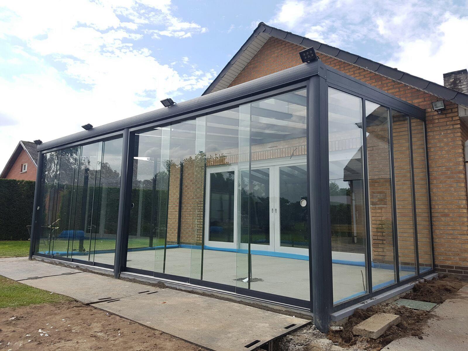 Westwood | Aluminium Terrasoverkapping | 300 x 800 cm