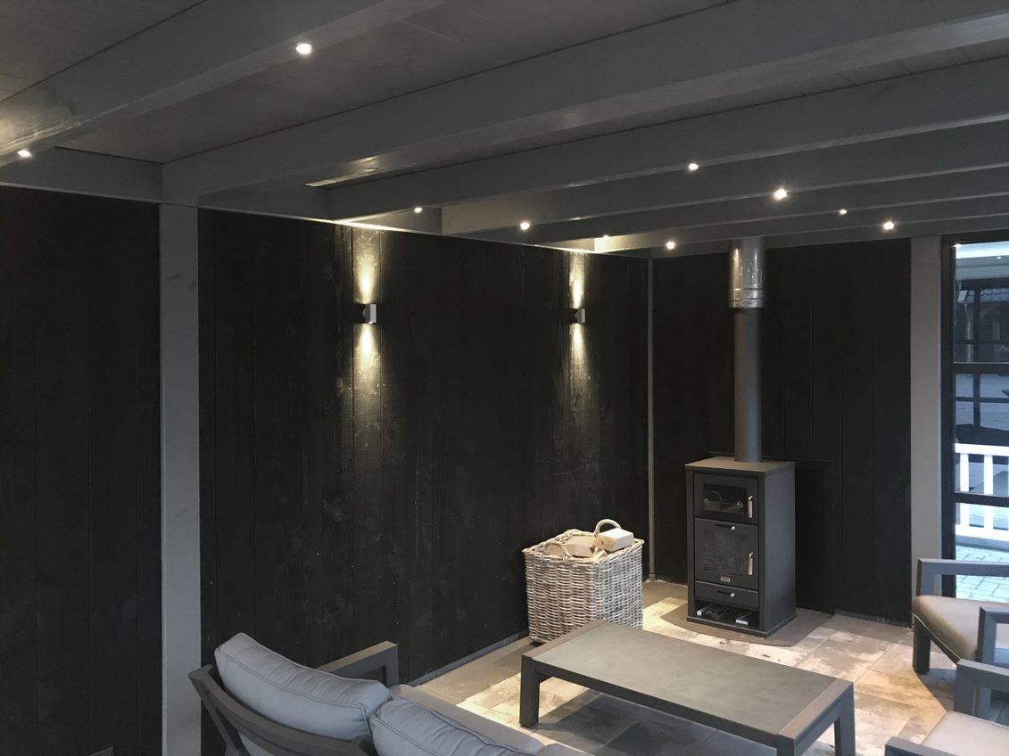 Trendhout | Led-verlichting opbouw 700mA | 6 stuks