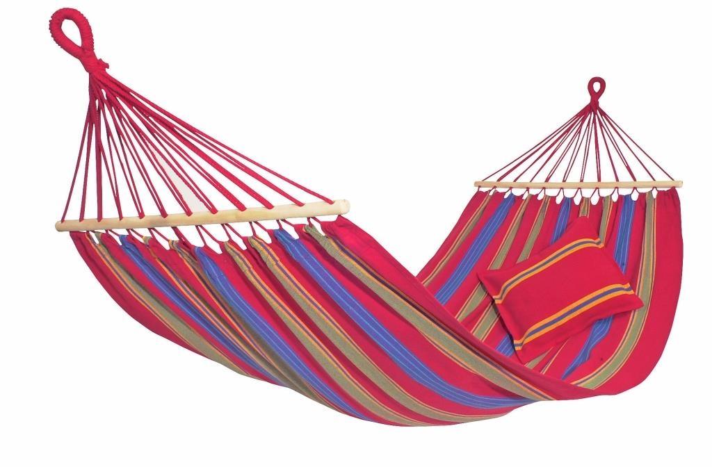 Amazonas   Aruba hangmat met spreidstok   Cayenne