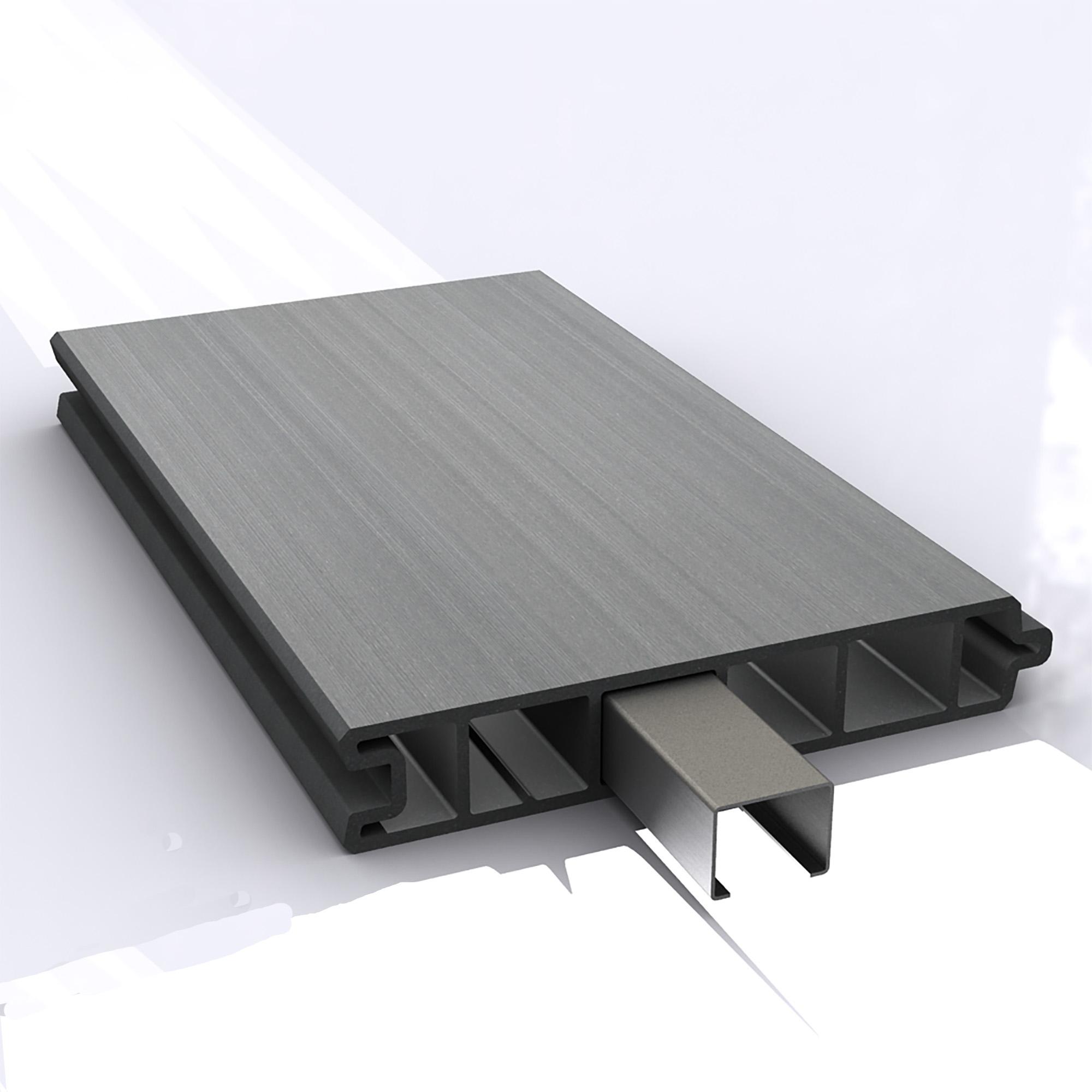 Duofuse | Tand- en groefplank | 180cm | Tropical Brown