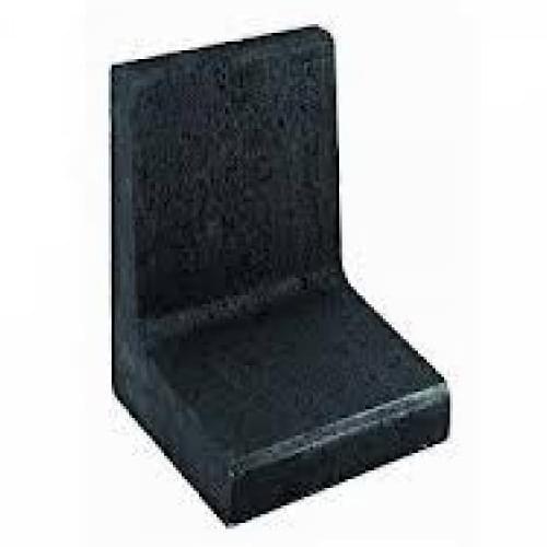Excluton | L-element 40x40x40 cm | Antraciet