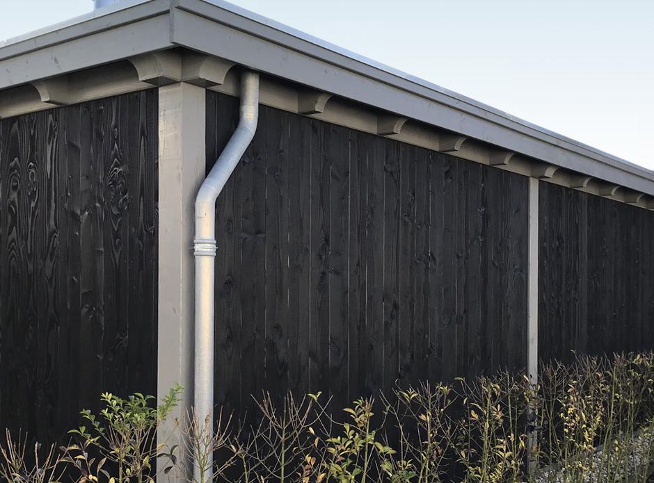 Trendhout | Wandmodule C sponningplanken | 276x220 cm