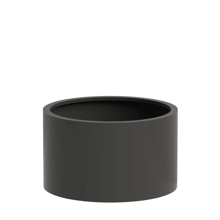 Adezz | Aluminium bloembak Sydney | Ø100 x 60 cm