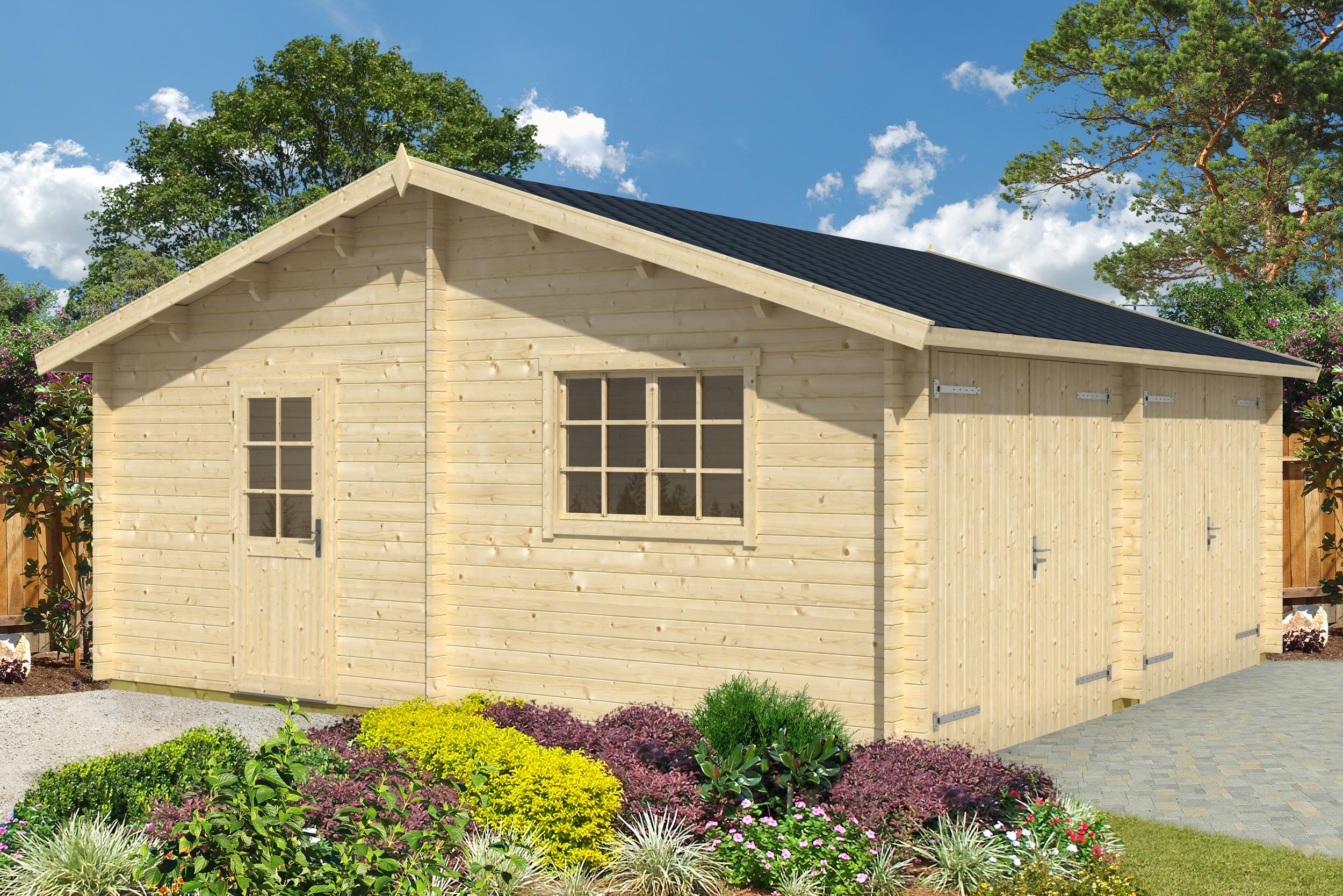 Gardia | Garage Falkland | 575x575 cm