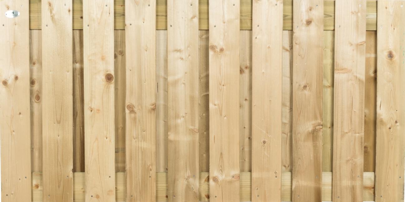 Jumbo   1250   Recht verticaal   90x180cm   21 planks scherm