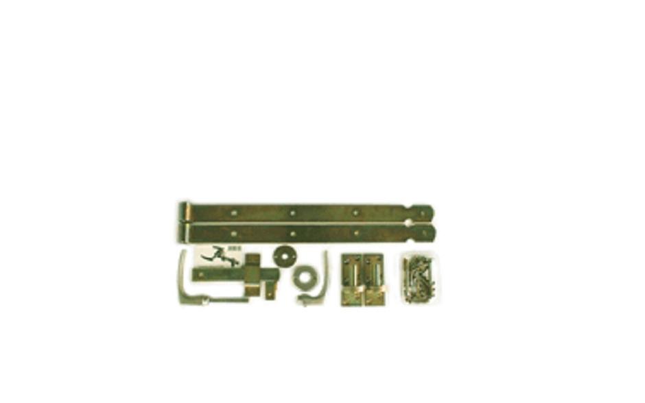CarpGarant   Deurbeslag Goldline 500 mm
