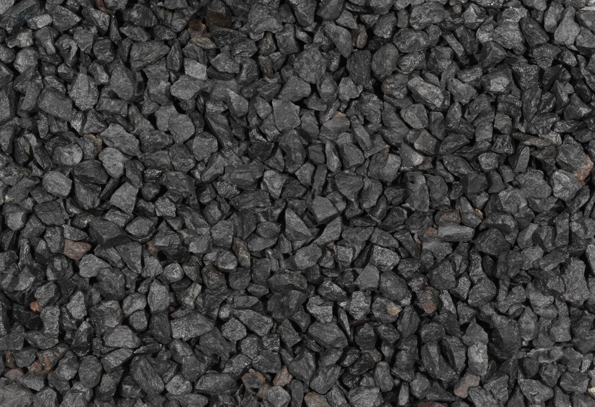 MO-B   Basaltsplit zwart 2-5 mm   500 kg