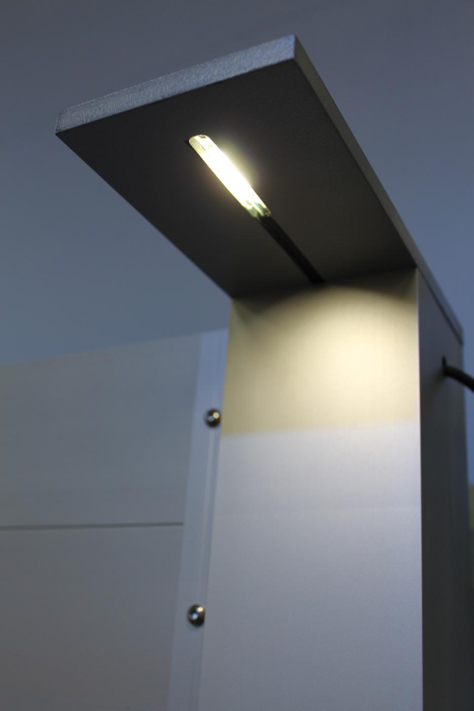 SeriAL/IdeAL   LED Spot Antraciet