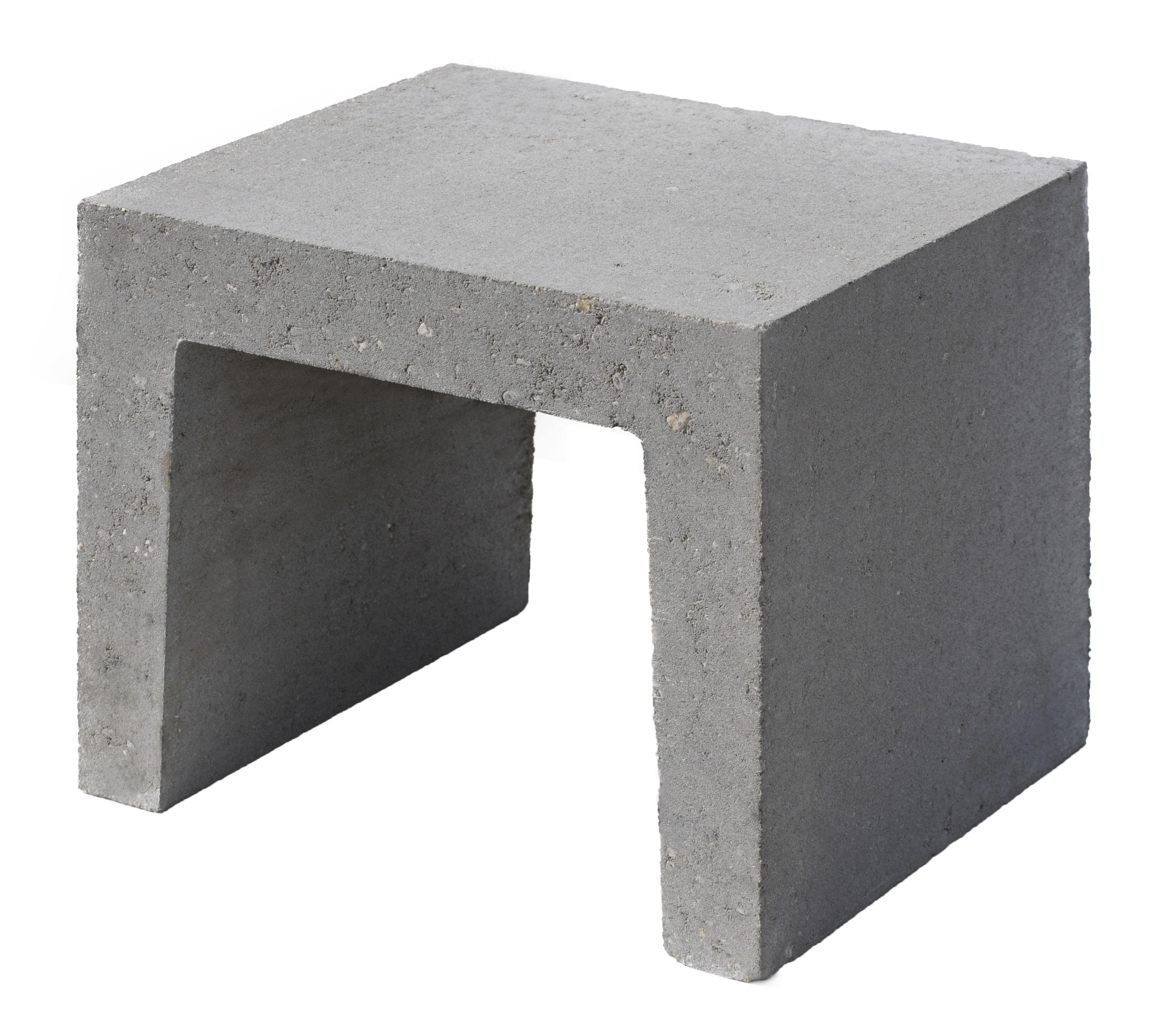 Kijlstra | U-element | 40x40x50 | Grijs